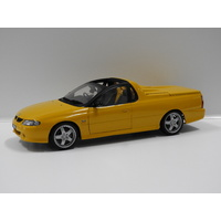 1:18 2001 Holden Utester Concept (Yellow)