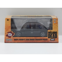 "1:43 Daryl Dixon's 2006 Dodge Charger Police - ""The Walking Dead"""
