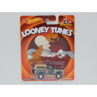 1:64 1985 Ford Bronco - Looney Tunes - Made in Malaysia