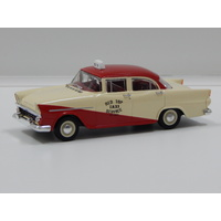 1:43 1960 Holden FB Sedan - Red Top Taxi (Melbourne)