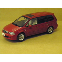 1:43 HONDA ODYSSEY ABSOLUTE (MILANO RED)