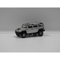 1:72 HUMMER (SILVER)