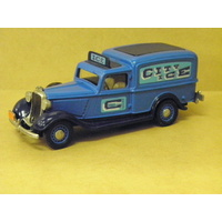 1:43 1935 DODGE VAN CITY ICE DELIVERY