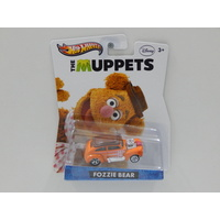 1:64 Fozzie Bear - The Muppets - Made in Malaysia