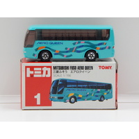 1:156 Mitsubishi Fuso Aero Queen - Made in China