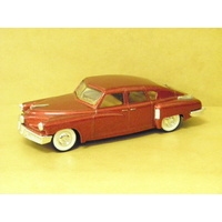 1:43 1948 TUCKER TORPEDO (RED)