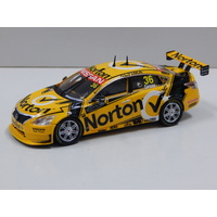 1:43 Nissan Altima - 2nd 2013 Norton 360 (M.Caruso) #36