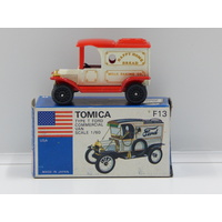1:60 Type T Ford Commercial Van (Happy Home Bread) - Made in Japan