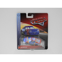 1:64 Dodge Viper GTS-R (Red) - 2006 Hot Wheels Short Card - Made in Malaysia