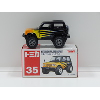 Mitsubishi Pajero Bigfoot (Black) - Made in China