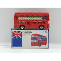 1:130 London Bus (Four Hundred Tartans Maker) - Made in Japan