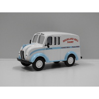 1:64 1957 Dodge COE (White and Blue)