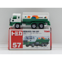 1:100 Nissan Diesel Tank Lorry - Made in China