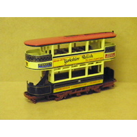 1:43 1920 PRESTON TRAM CAR - YORKSHIRE RELISH