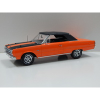 1:18 1967 Plymouth Belevedere GTX - Joe Dirt