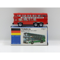 1:154 Neoplan Bus Skyliner - Tomy Toys All Over The World - Made in Japan