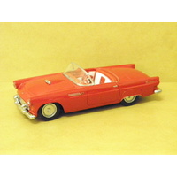 1:43 1955 FORD THUNDERBIRD (RED)