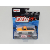 1:55 1985 Toyota SR5 (Orange and White)