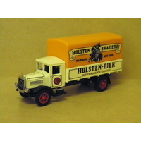 1:43 1932 MERCEDES BENZ L5 LORRY - HOLSTEN BIER