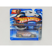 1:64 Audacious - 2006 Hot Wheels Short Card - Made in Malaysia