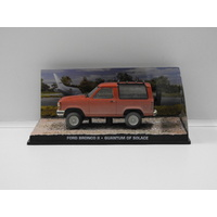 1:43 Ford Bronco ll - James Bond Quantum Of Solace