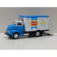 1:34 1953 Ford C-600 Straight Truck - Jax Beer