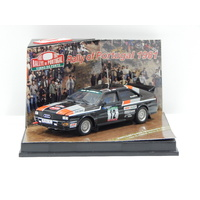 1:43 Audi Quattro - 1981 Rally of Portugal (M.Mouton/F.Pons) #12