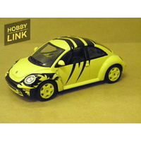 1:43 VW NEW BEETLE SPECIAL WASP LIVERY
