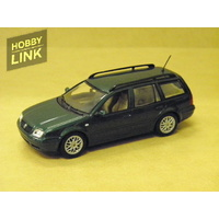 1:43 1999 VW BORA VARIANT (GREEN METALLIC)