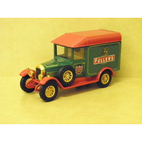 1:43 1929 MORRIS LIGHT VAN - FULLERS