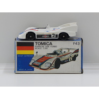 1:59 Porsche 936 Turbo with Decal Sheet (White) - Made in Japan