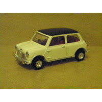 1:43 1964 MINI COOPER 'S' (WHITE WITH BLACK ROOF)