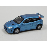 1:72 Ford Focus (Blue)