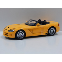 1:18 Dodge Viper SRT-10 (Yellow)