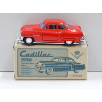 1:70 1950 Cadillac (Red)  - Made in Japan
