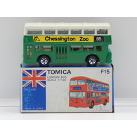 1:130 London Bus (Chessington Zoo) - Made in Japan