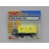 1:127 Fuso Panel Truck - Made in China