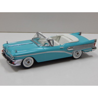 1:43 1958 Buick Special (Light Turquoise)