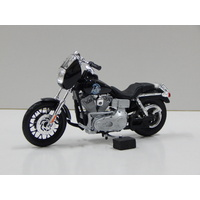"1:18 Harley-Davidson Dyna Super Glide Sport - Clarence ""Clay"" Morrow - Son's of Anarchy"