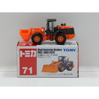 1:110 Hitachi Construction Machinery Wheel Loader ZW220 - Made in China