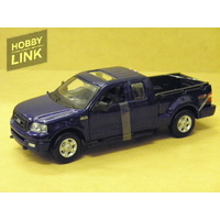 1:31 2004 FORD F-150 FX4 (BLUE)