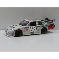 1:24 Impala SS - Amp/Ride Along with Junior (Dale Earnhardt Jr.) 2008 #88 - Polished Nickle