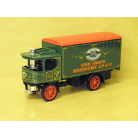 1:43 1918 ATKINSON STEAM WAGON - SWAN