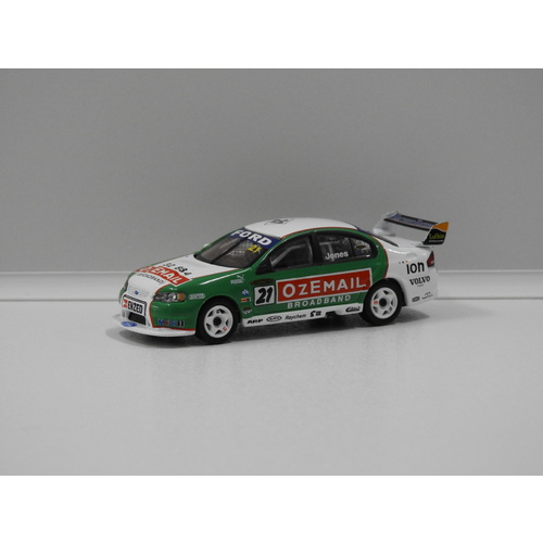 1:64 FORD BA FALCON OZEMAIL (B.JONES) 2004 #21
