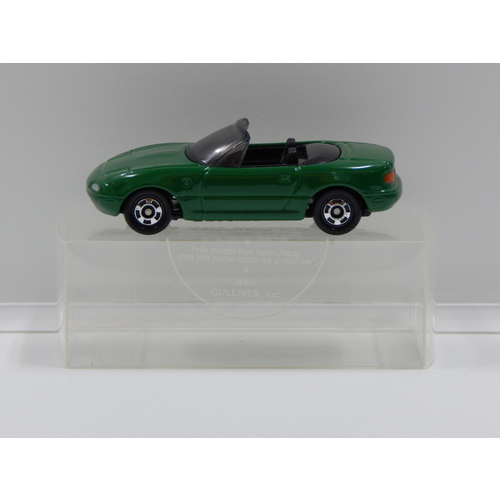 1:57 Eunos Roadster (Green) - Made in China