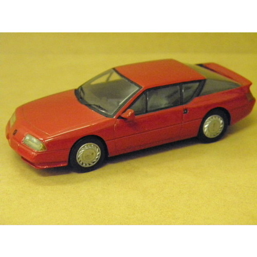 1:43 RENAULT ALPINE V6 TURBO