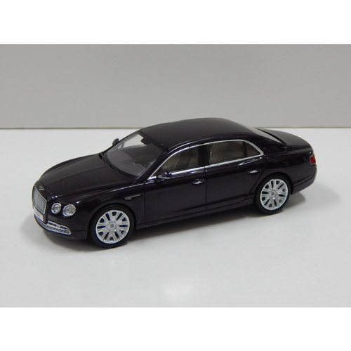 1:43 Bentley Flying Spur W12 (Damson)