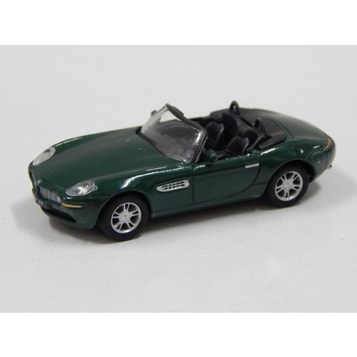 Bmw Z8 Model Car: 1:72 BMW Z8 (Green