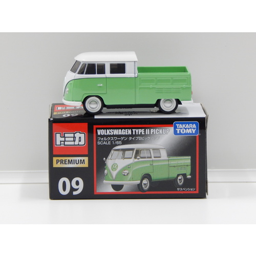 1:65 Volkswagen Type ll Pickup - Made in Vietnam
