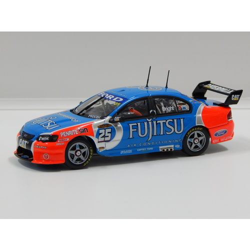 1:43 Ford BF Falcon - Britek Motorsport (J.Bright) 2007 #25